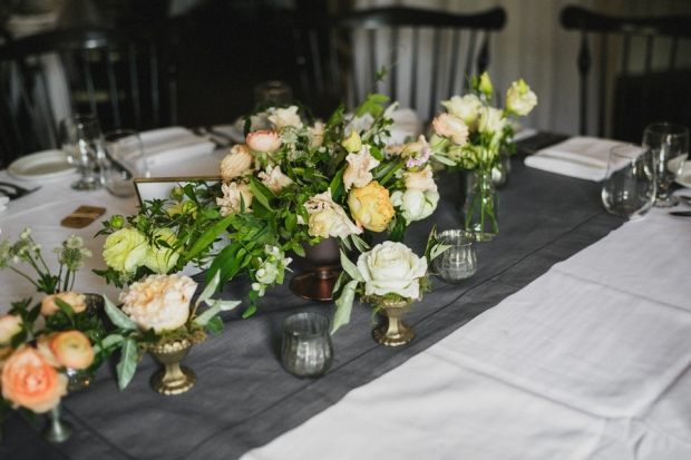 Tida and Taylor's Intimate Fall Martha's Vineyard Wedding at Atria