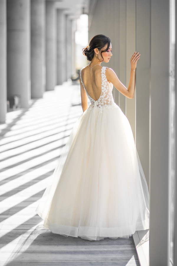 Bridal Gown Inspiration from the Boston Bridal Expo 2017 on The Boston Bride a Massachusetts Wedding Blog