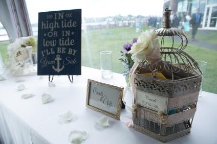 Allie and CJ's Boston Hyatt Wedding on The Boston Bride