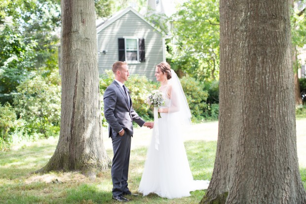Kylee and Will's Pickering House Salem Wedding on The Boston Bride