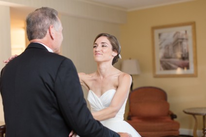 Lara and Kyle's Omni Parker House Wedding on The Boston Bride a Massachusetts Bridal Blog