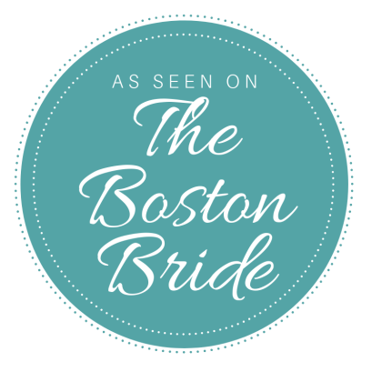 As Seen On Boston Bride Teal