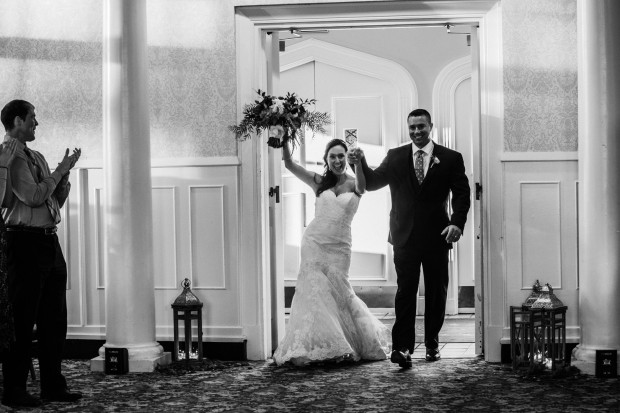 Hanna and Jason's wedding at Cranwell